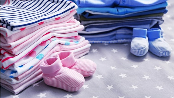Clean your baby's clothes