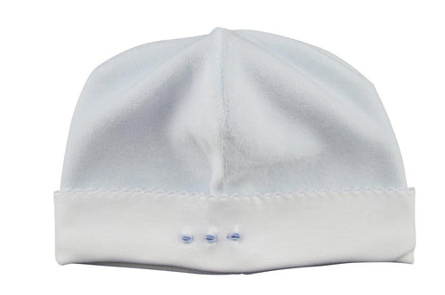 Boys Velour bullets embroidered hat