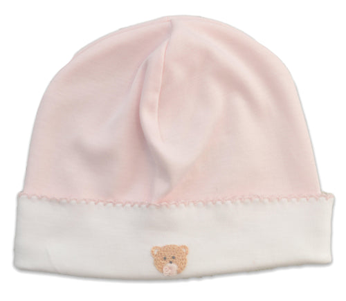Girls's Bear on the Moon Hat