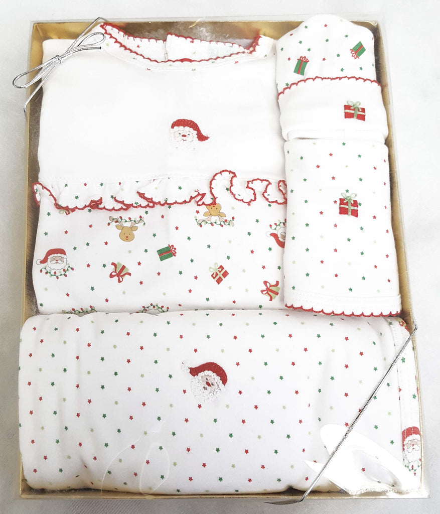 Baby Christmas Gift Box Set