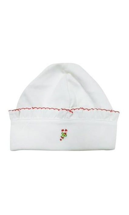 Candy Cane Girl's Hat - Little Threads Inc. Children's Clothing