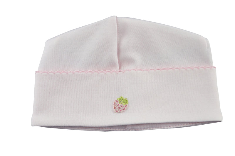 Baby Girl's Strawberry Hat - Little Threads Inc. Children's Clothing
