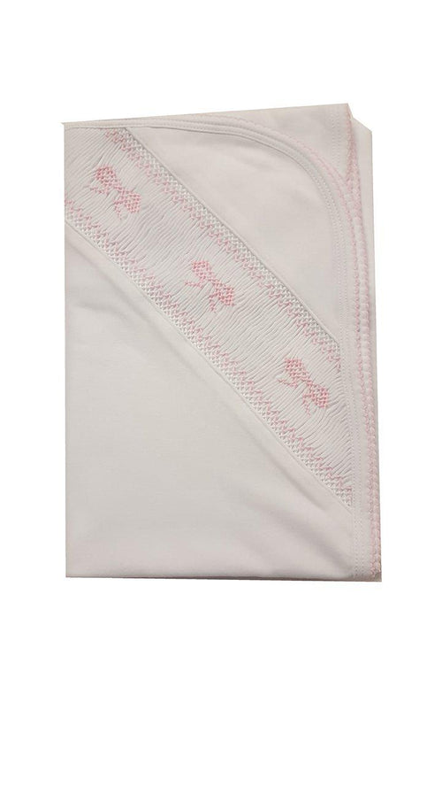 Bows with Ties Girls Blanket