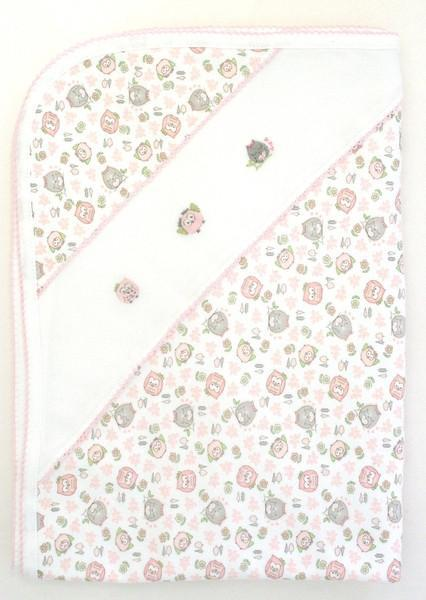 Owl Print Blanket - Little Threads Inc. Children's Clothing