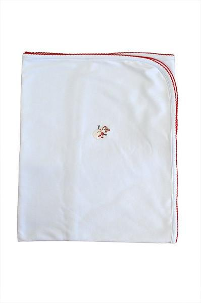 Snowman Blanket - Little Threads Inc. Children's Clothing