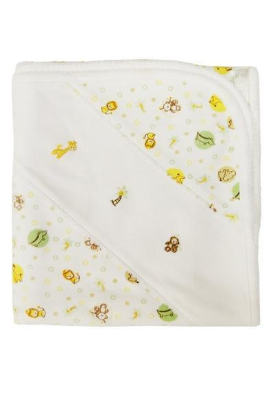 Jungle Blanket - Little Threads Inc. Children's Clothing