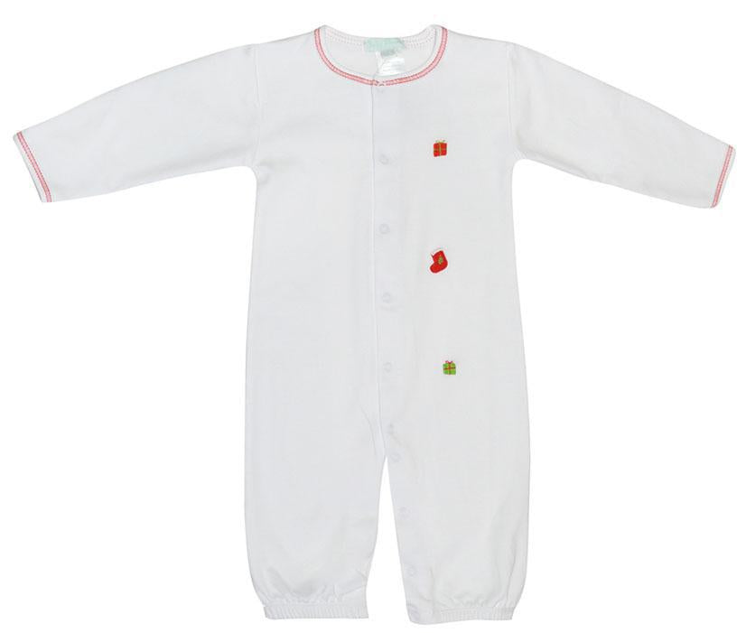 Christmas Pima Cotton Boys' Converter - Little Threads Inc. Children's Clothing