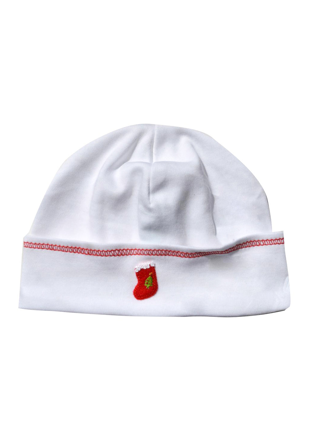 Christmas Stocking Baby Hat - Little Threads Inc. Children's Clothing