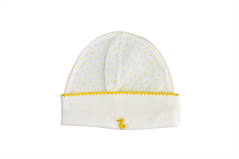Baby Duckie Hat - Little Threads Inc. Children's Clothing