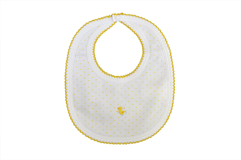 Baby Duckie Bib - Little Threads Inc. Children's Clothing