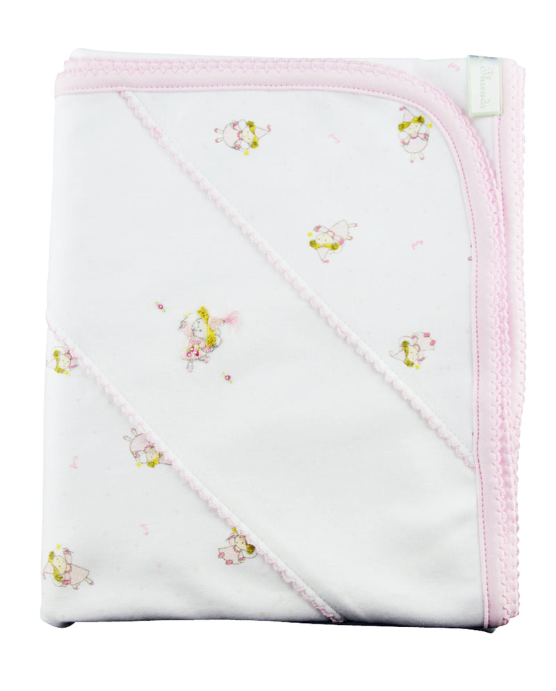 Sweet Fairy Baby girl blanket - Little Threads Inc. Children's Clothing