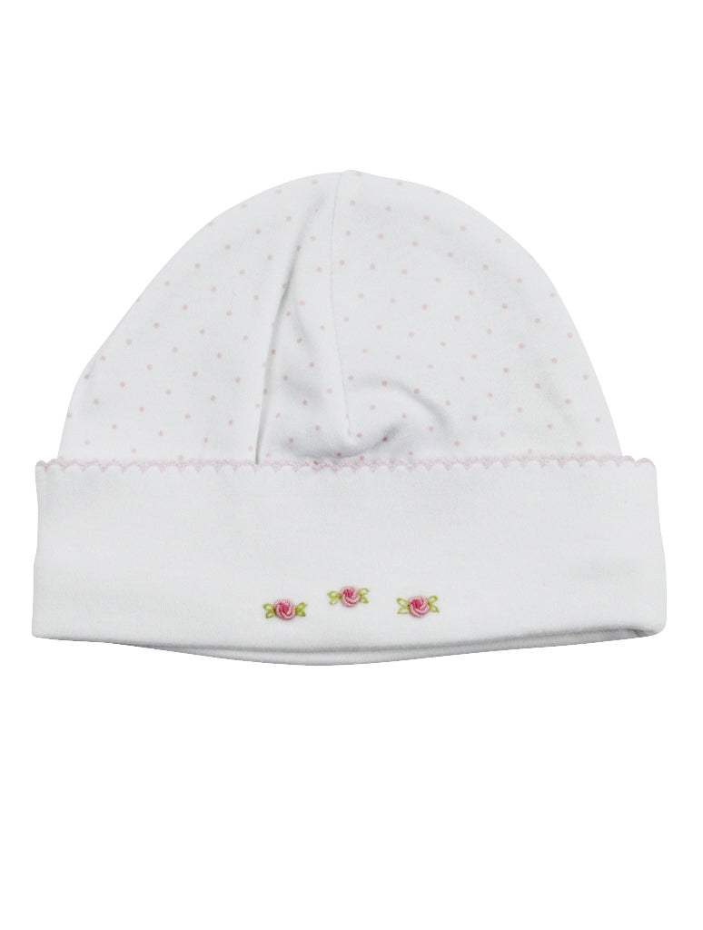 Baby Girl's Peggy Hat - Little Threads Inc. Children's Clothing