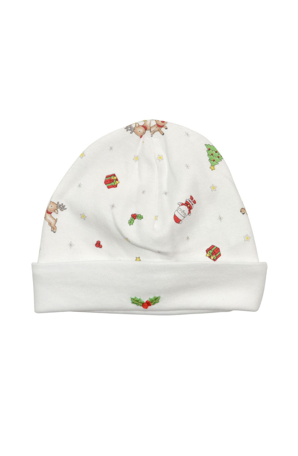 Baby Boy's Christmas Hat - Little Threads Inc. Children's Clothing