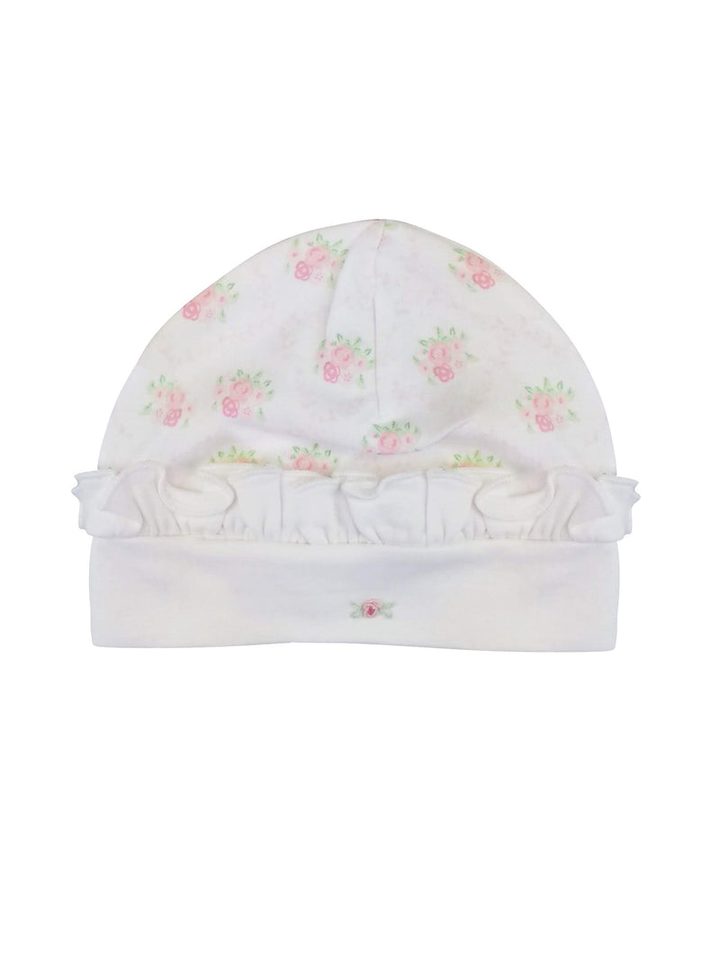 Baby Girl's Bouquet of Flowers Hat - Little Threads Inc. Children's Clothing