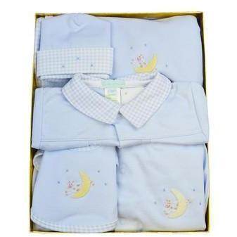 Cow Over the Moon Gift Set - Little Threads Inc. Children's Clothing