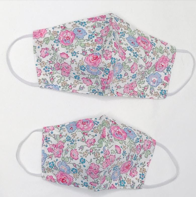 Liberty of London Children Face Masks - Little Threads Inc. Children's Clothing