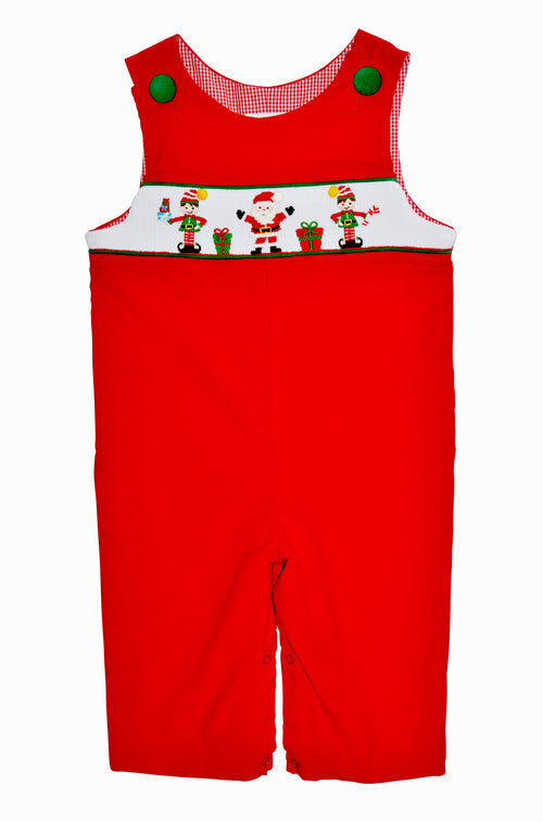 Santa Workshop  Long overall