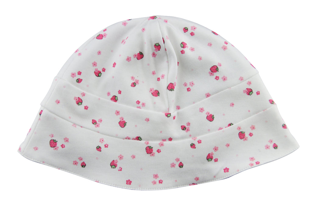 Baby Girl's Berry Bear Sun hat - Little Threads Inc. Children's Clothing