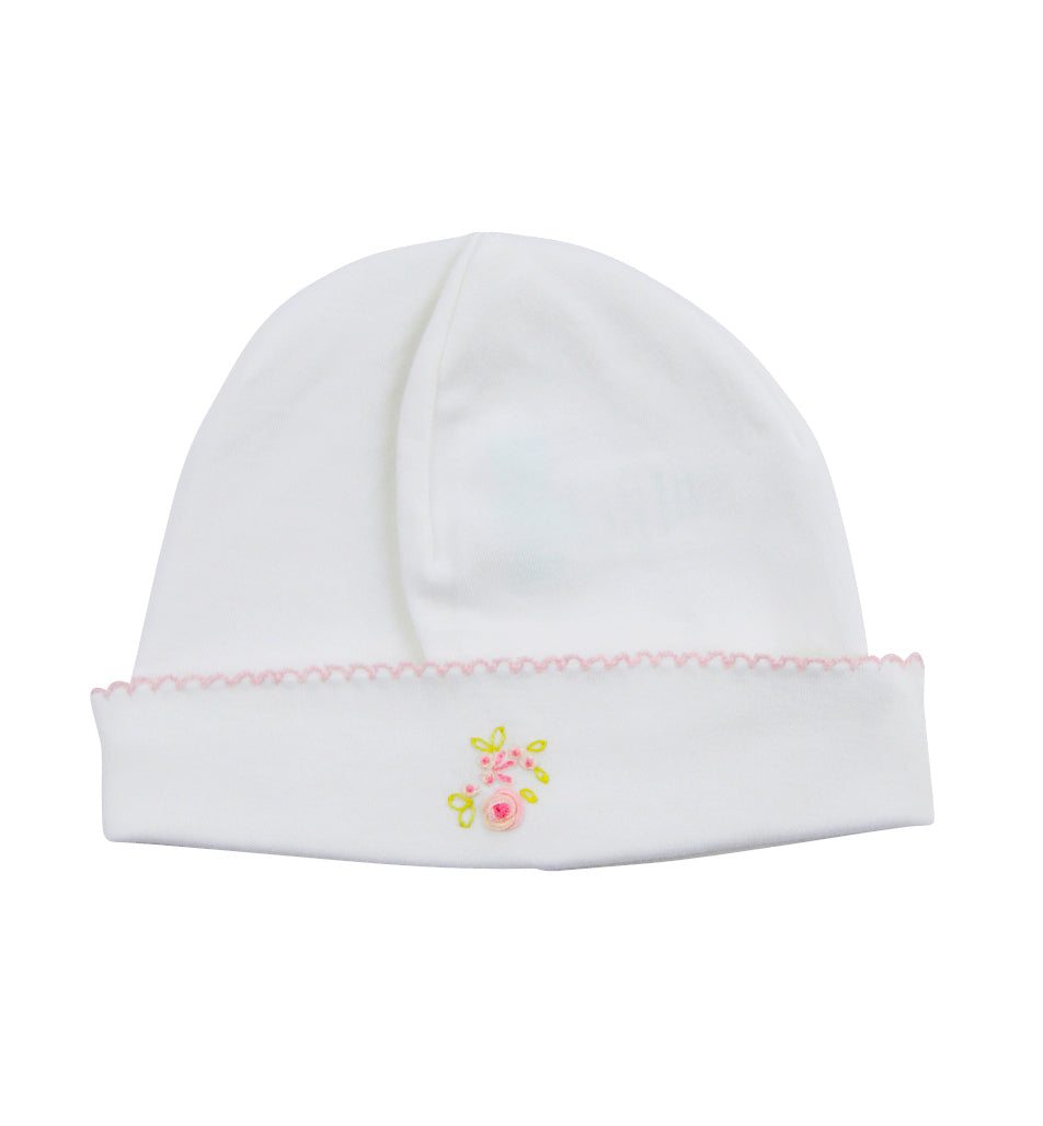 Baby Girl's Flower Bouquets Hat - Little Threads Inc. Children's Clothing