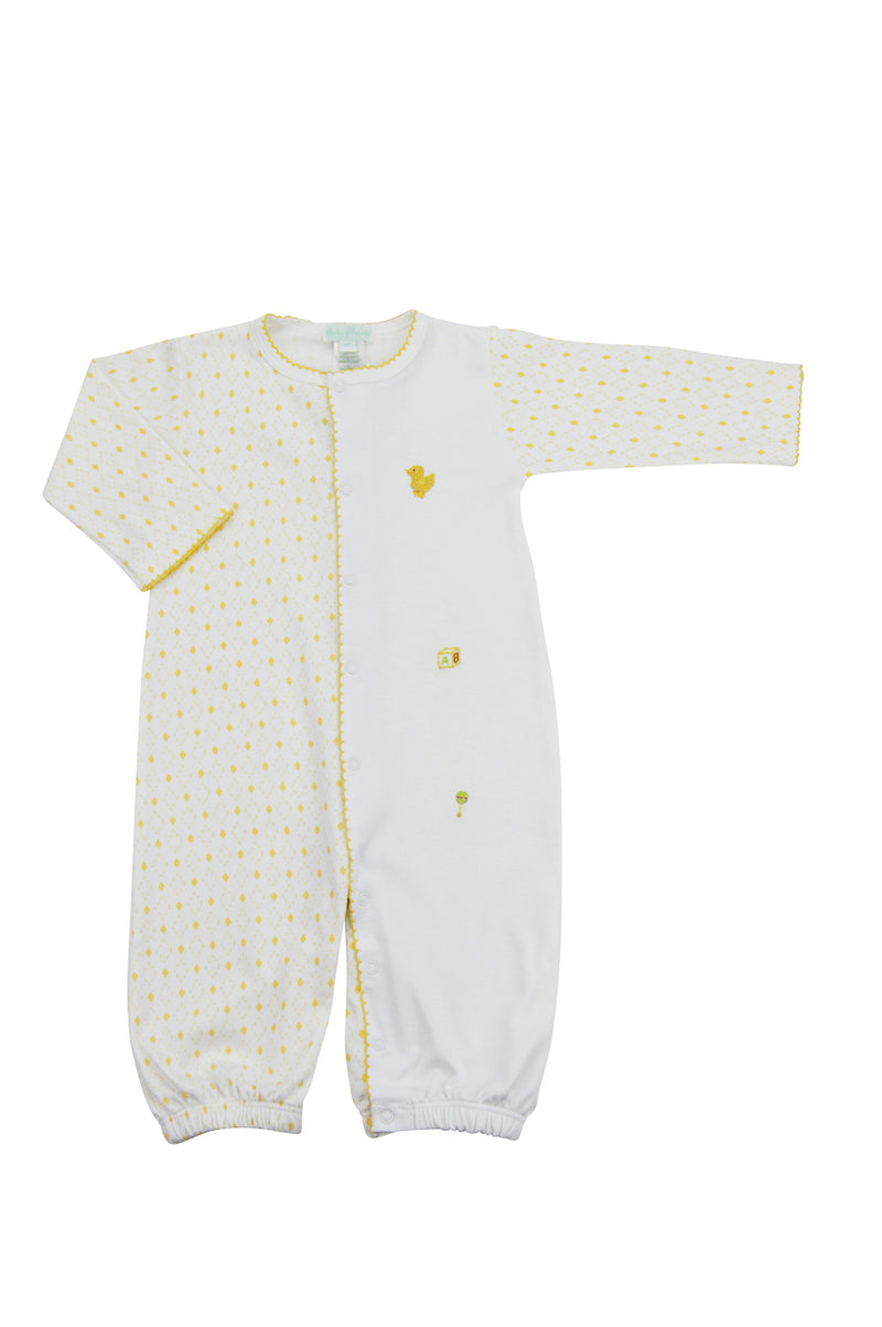 Baby Yellow Duckie Converter - Little Threads Inc. Children's Clothing