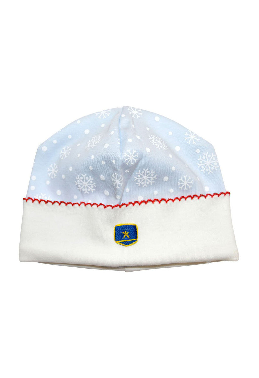 Baby Boy's Snowflake Nutcracker Hat - Little Threads Inc. Children's Clothing