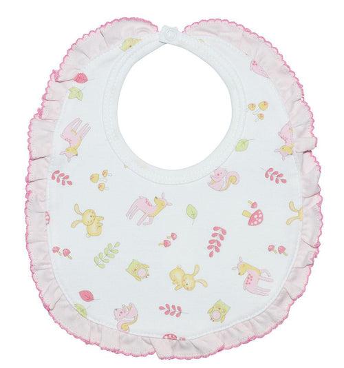Girls Forest Bib