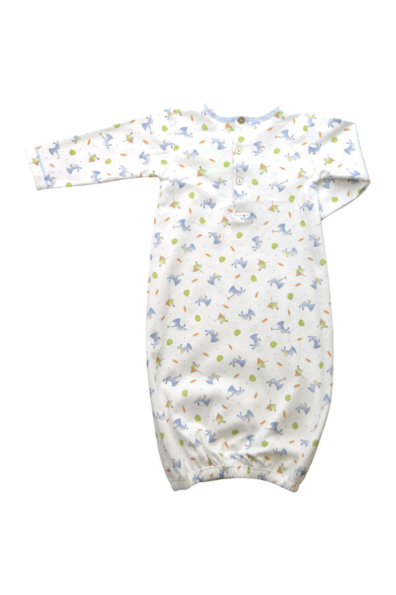 Garden Bunny Daygown - Little Threads Inc. Children's Clothing