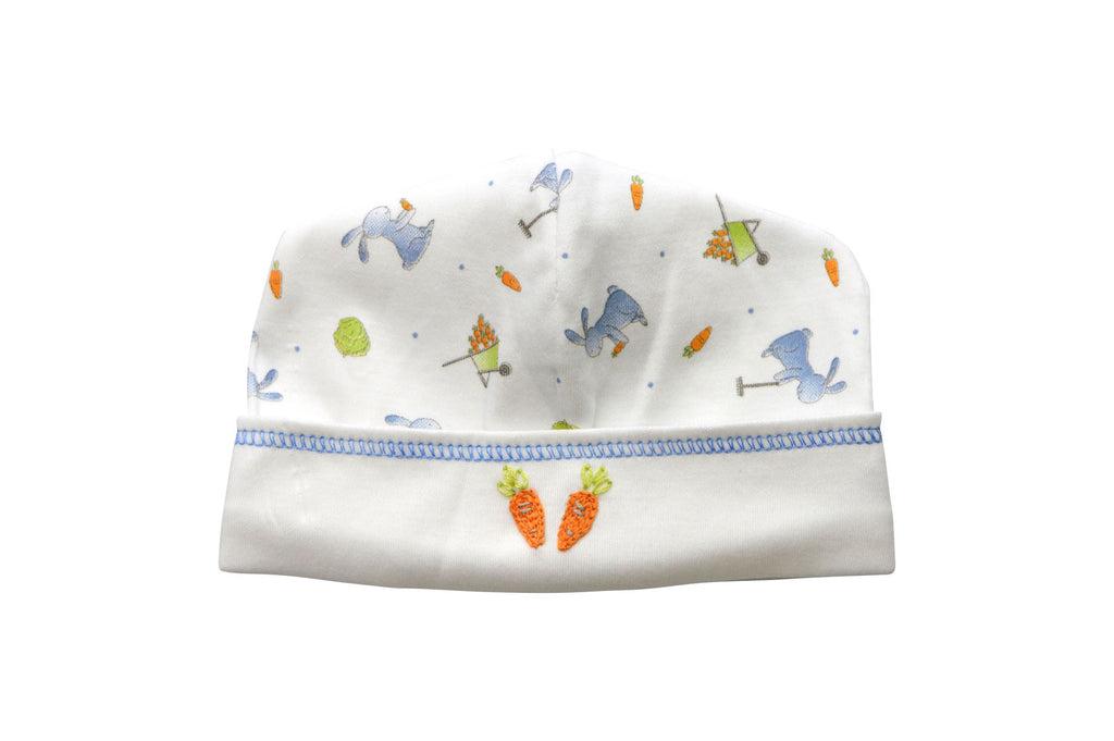 Garden Bunny Baby Boy Hat - Little Threads Inc. Children's Clothing