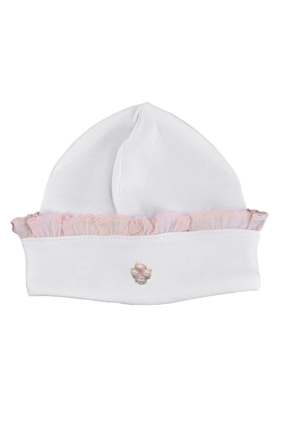 Baby Girl's Brielle Pima Cotton Hat - Little Threads Inc. Children's Clothing