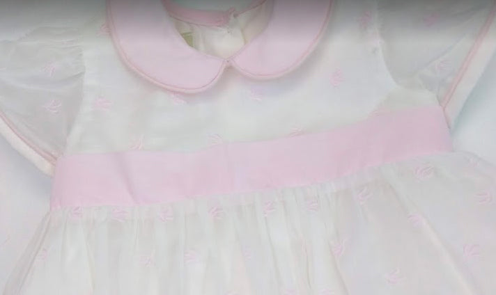 First Birthday Baby Girl Dress - Little Threads Inc. Children's Clothing