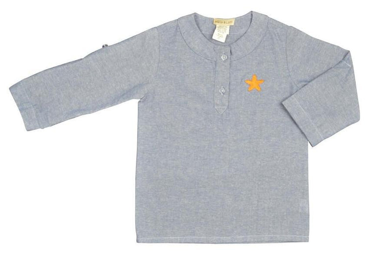 Starfish Shirt - Little Threads Inc. Children's Clothing