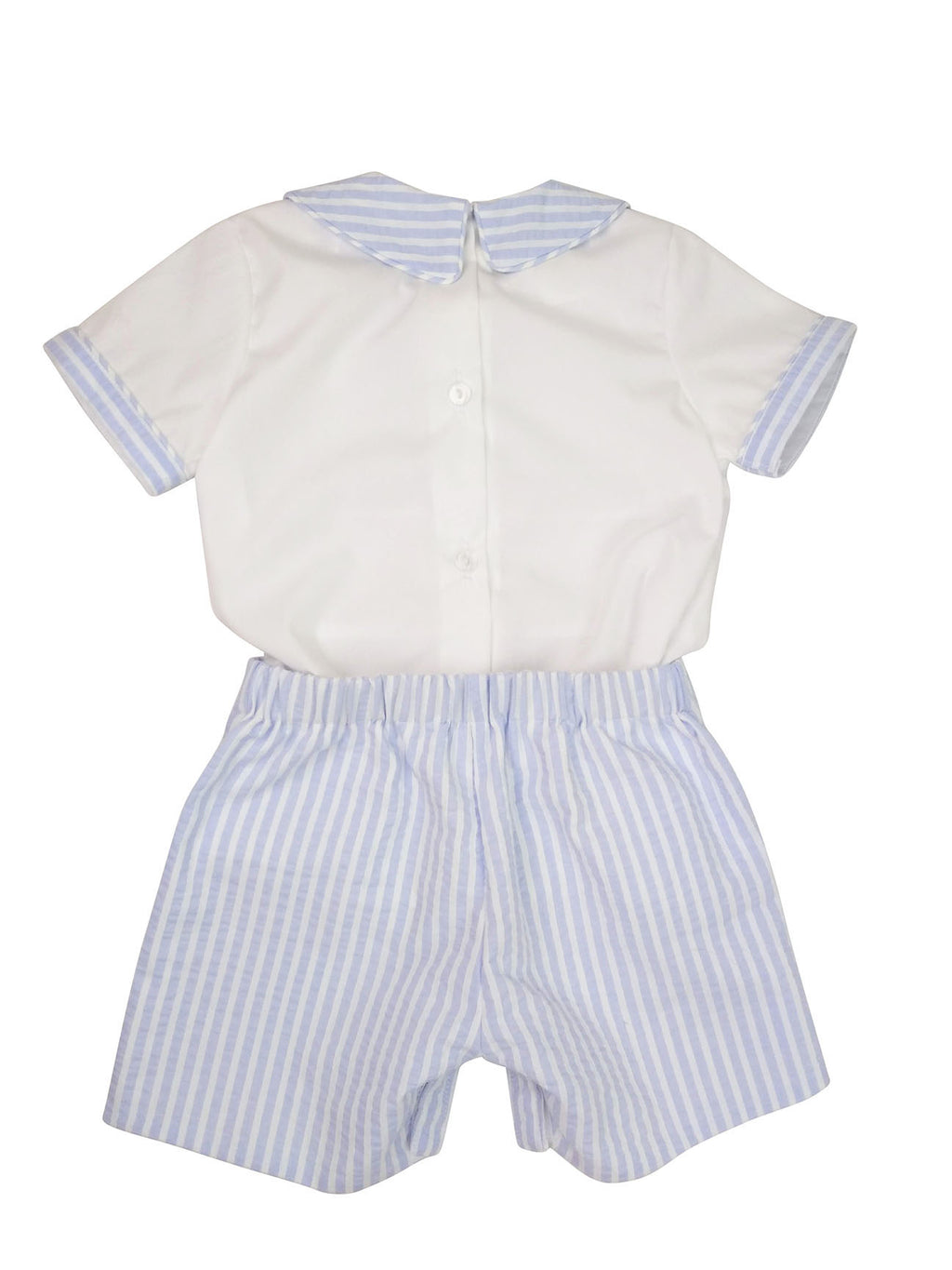 Lucas Boy's Short set - Little Threads Inc. Children's Clothing
