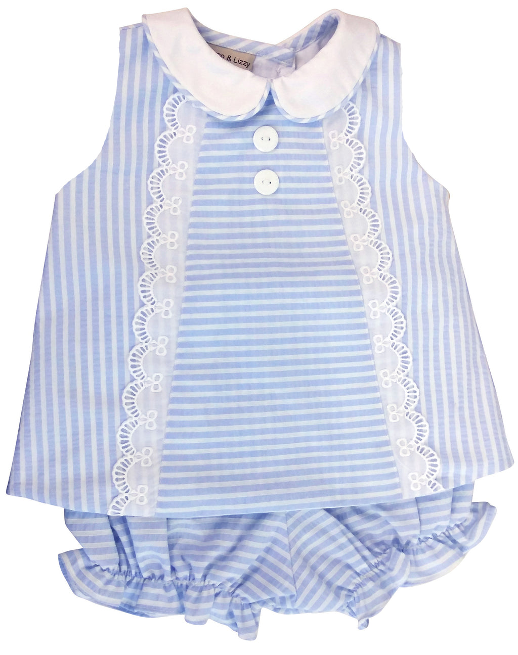 Sophie Lace Baby Dress. - Little Threads Inc. Children's Clothing