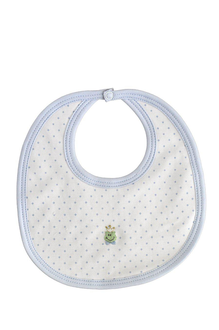 Frog Prince Bib - Little Threads Inc. Children's Clothing