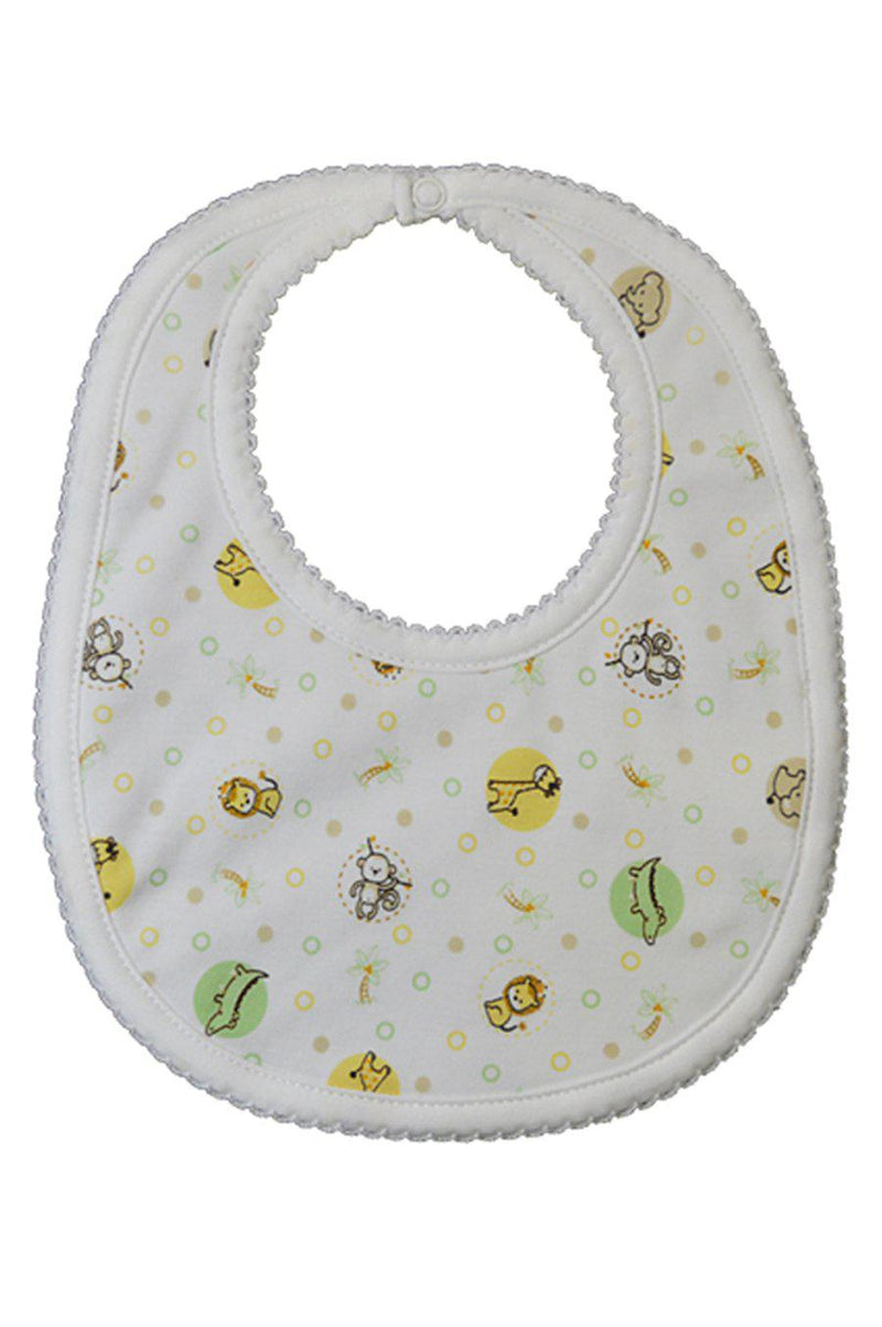 Jungle Bib - Little Threads Inc. Children's Clothing