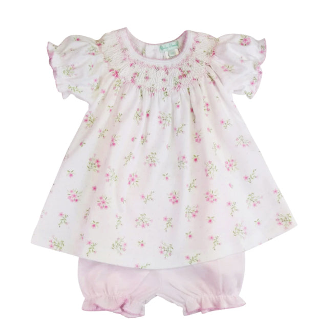 Baby Girl Fall Romper Smocked Clothing Girl 412454 AA136 Monkey Baby Clothes