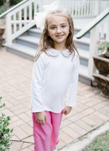 Fucshia cord pants  by Marco & Lizzy - Little Threads Inc. Children's Clothing