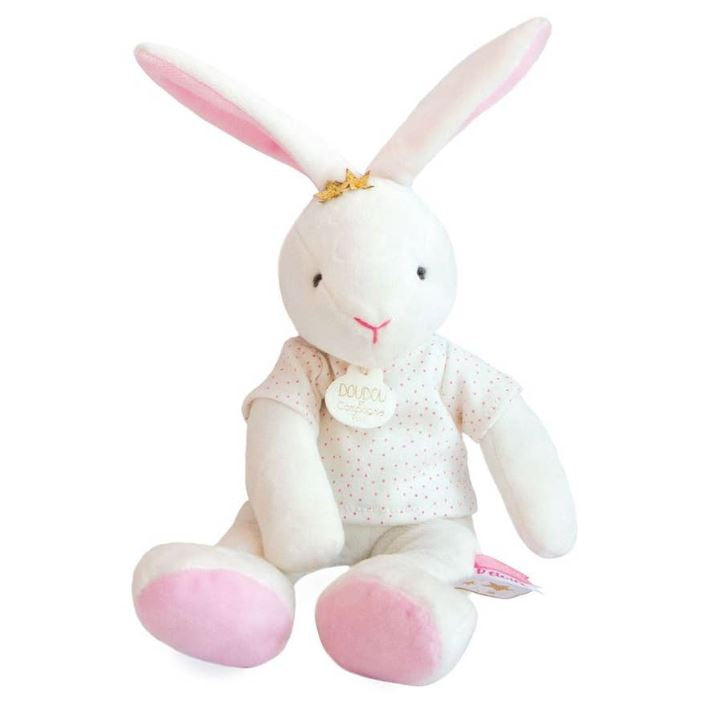 Pink Bunny stuffed Animal - Little Threads Inc. Children's Clothing