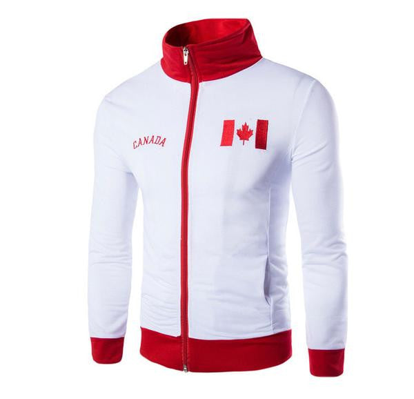 High Quality Zipper Sweatshirt Men's - Canada