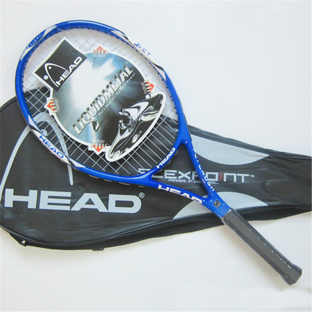 High Quality Carbon Fiber Tennis Racket.