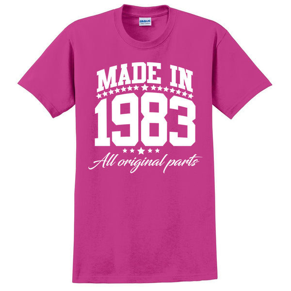 Made in 1983 all original parts T Shirt