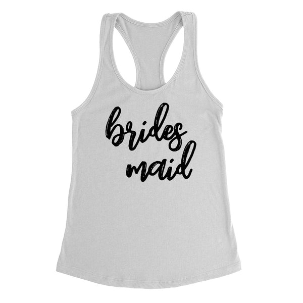 Bridesmaid tank top, bridesmaid proposal, bridesmaid gift Tank Top