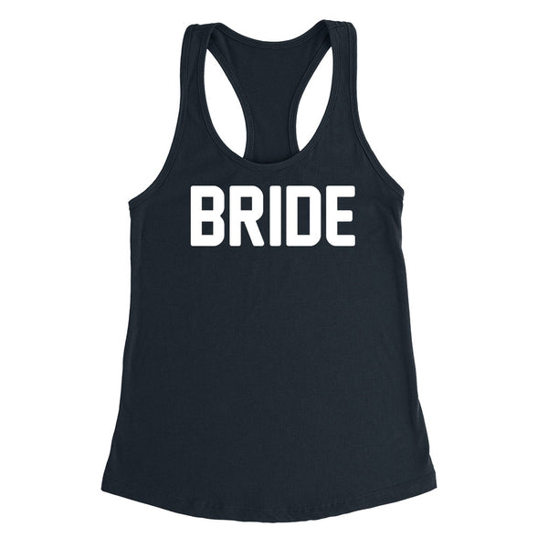Bride squad tank tops set, bachelorette party ideas, wedding Tank Top