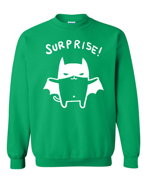 Surprise Crewneck Sweatshirt