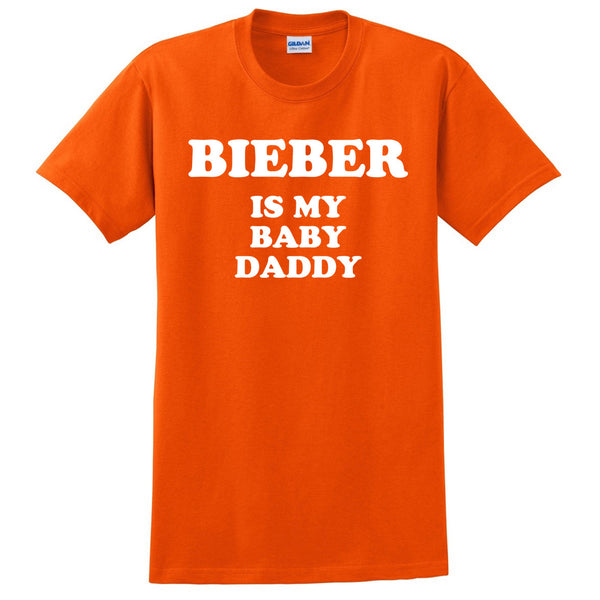 Bieber is my babby daddy T Shirt