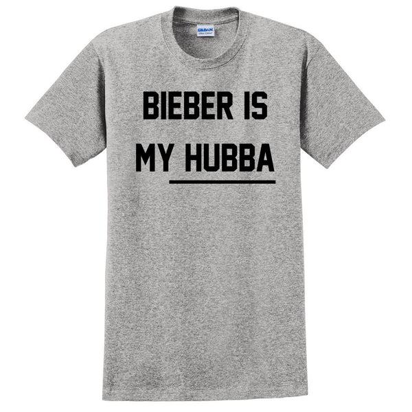 Bieber is my hubba T Shirt