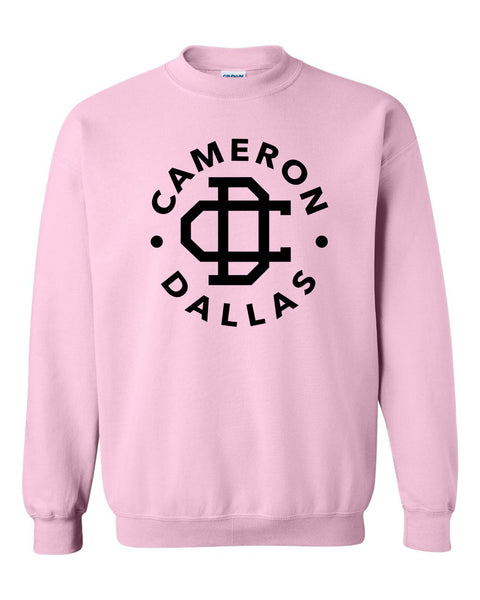 Cameron Dallas Crewneck Sweatshirt