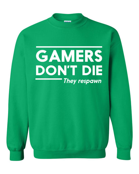 Gamers Crewneck Sweatshirt