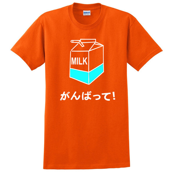 Harajuku milk box T Shirt