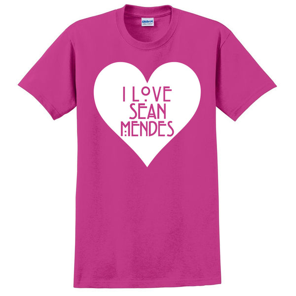 I love Sean Mendes T Shirt